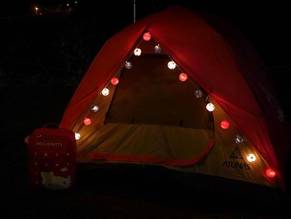 睡海邊露營區3