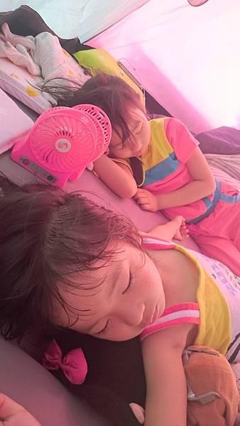 睡海邊露營區15