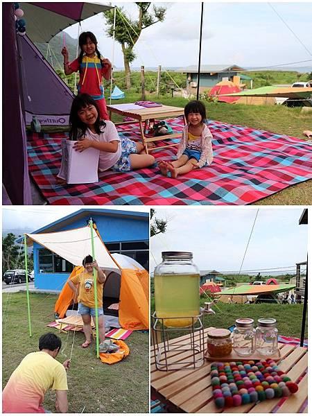 睡海邊露營區16