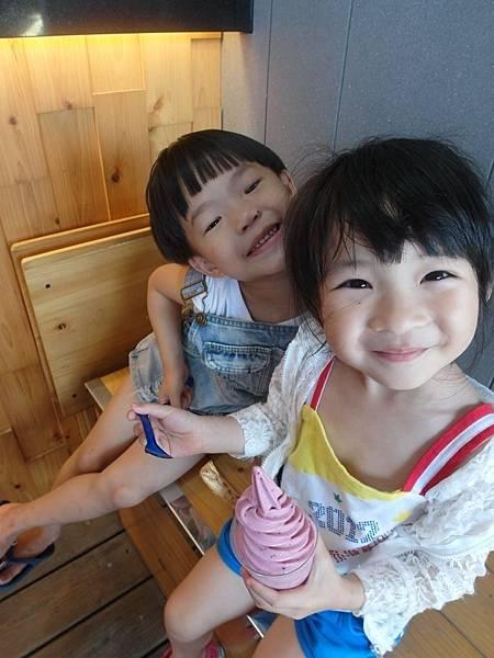 蘇澳冰淇淋2