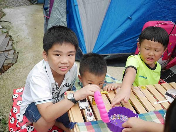 紫色的家露營區14