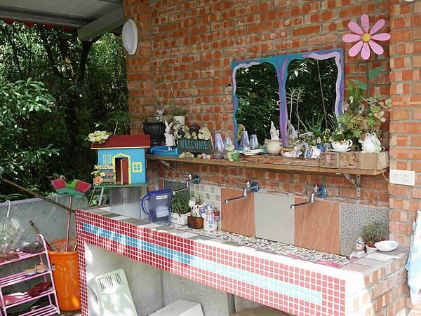 紫色的家露營區5