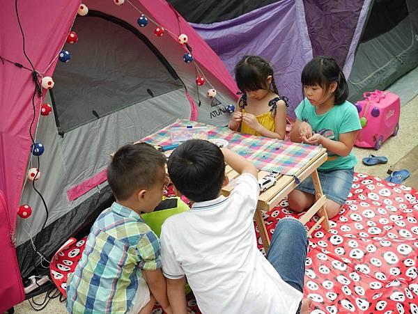 紫色的家露營區12