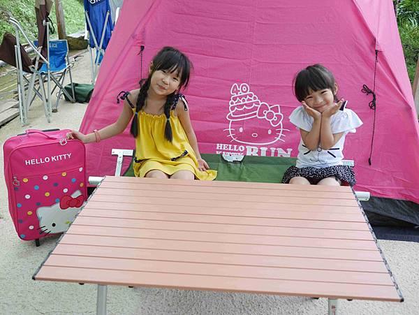 紫色的家露營區10
