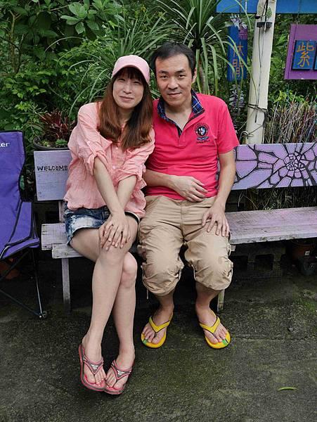 紫色的家露營區24