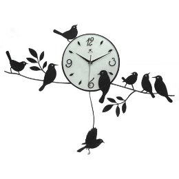 morning birds wall clock60=3600.jpg