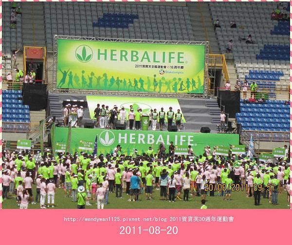 2011賀寶芙30週年運動會_1