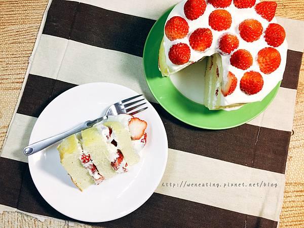 電子鍋草莓蛋糕02.JPG