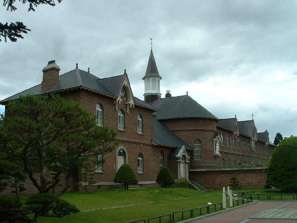 087函館-特拉比斯修道院