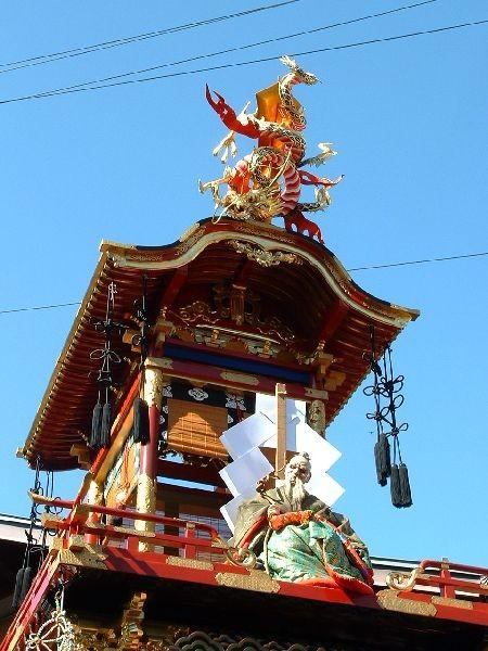 077高山秋祭-仙人台