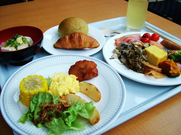 Nininupuri森林餐廳早餐-DSCF5492.JPG