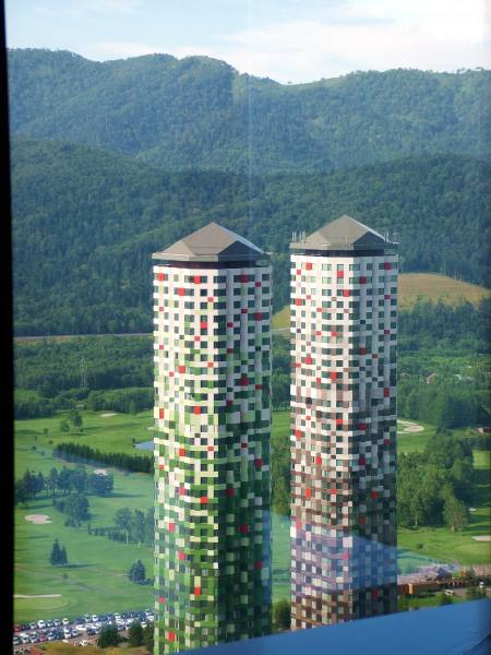 從Galleria看Tower-DSCF5939.JPG