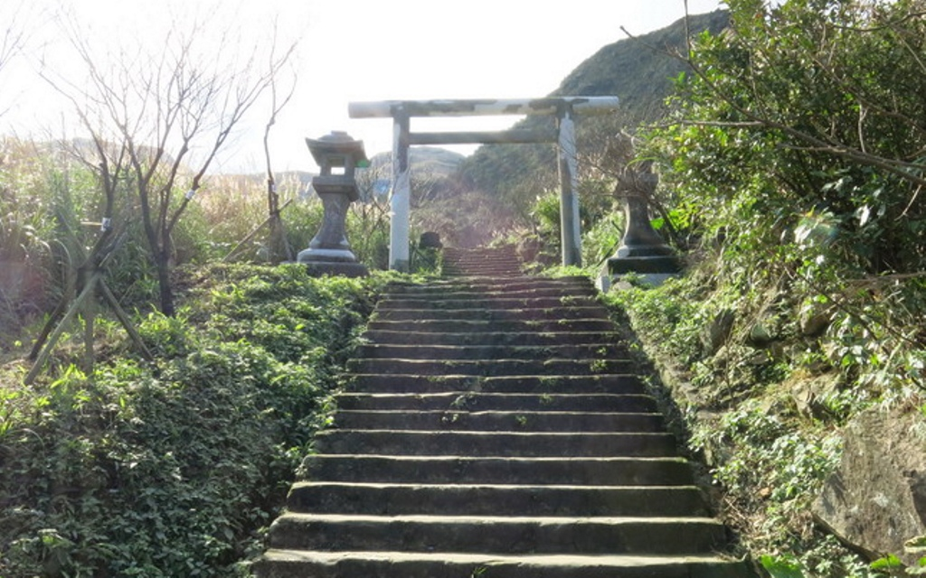金瓜石神社1-第一參道鳥居.jpg