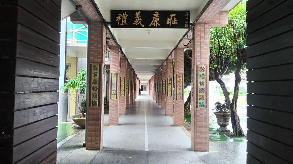 雙蓮國小-走廊裝飾.jpg