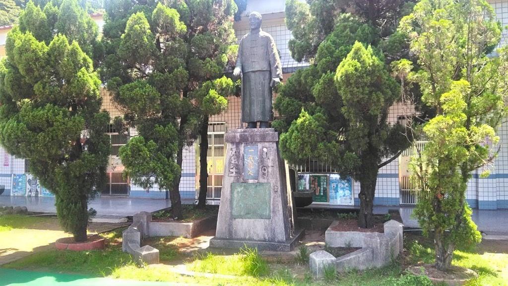 三和國小4-國父銅像1976.jpg