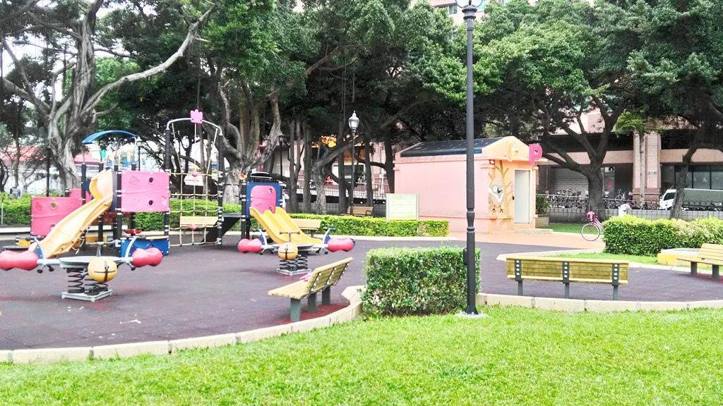 永和仁愛公園-兒童游戲設施2.jpg