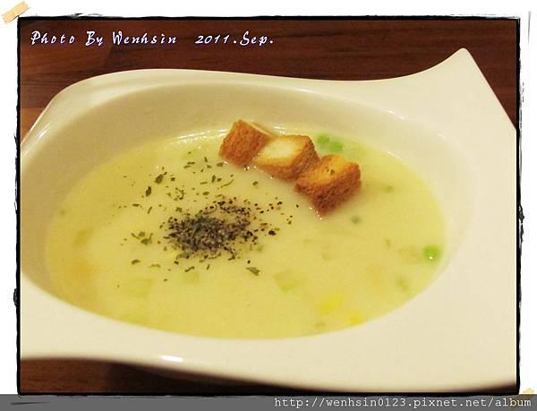 附餐-濃湯