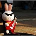 吉他搖滾兔
