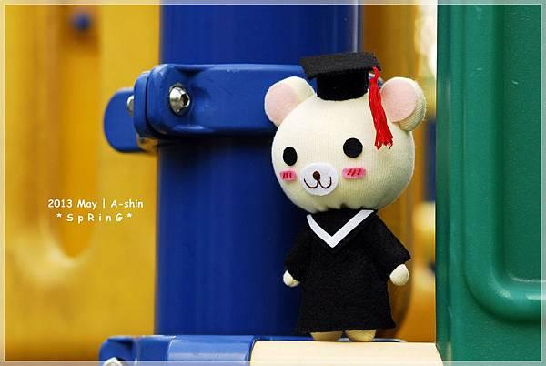 畢業學士熊