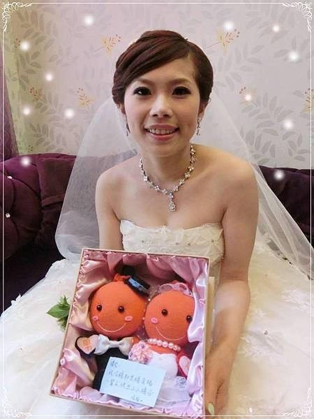 美麗的六月新娘