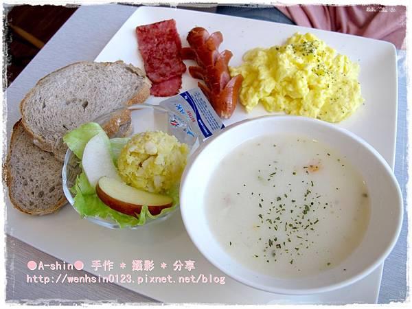 紐約晨食餐