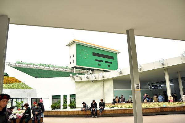 花博爭艷館-就是原來的中山足球場