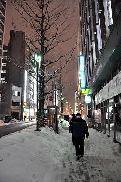 札幌市漫遊