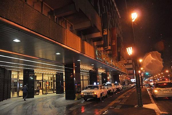 最後一晚,住札幌市區的GRAND HOTEL