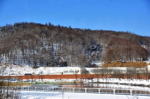 雪景....