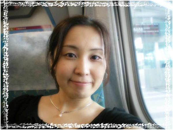 高鐵上的我.jpg