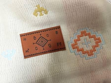 BOBO 魔法印地安六層紗被 (3)