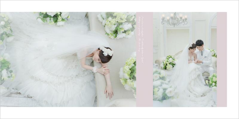 婚紗相本內頁P6