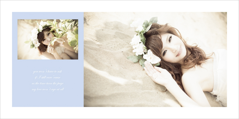 婚紗相本內頁P8