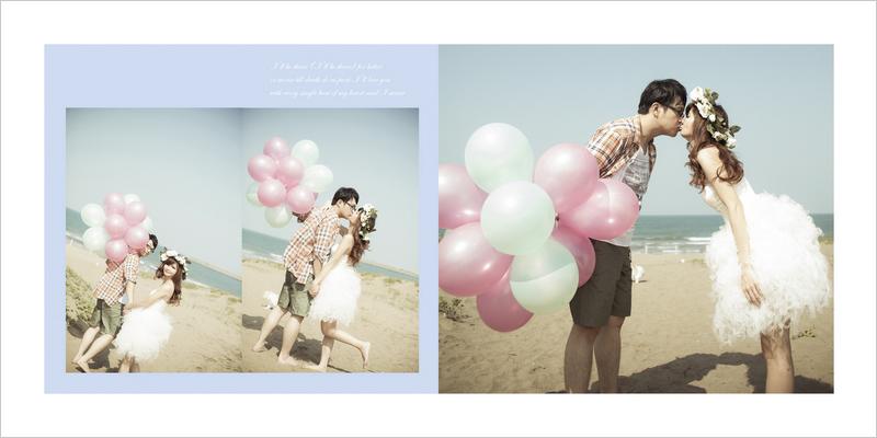 婚紗相本內頁P10