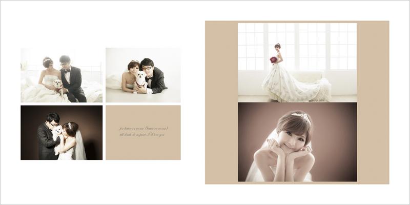 婚紗相本內頁P13