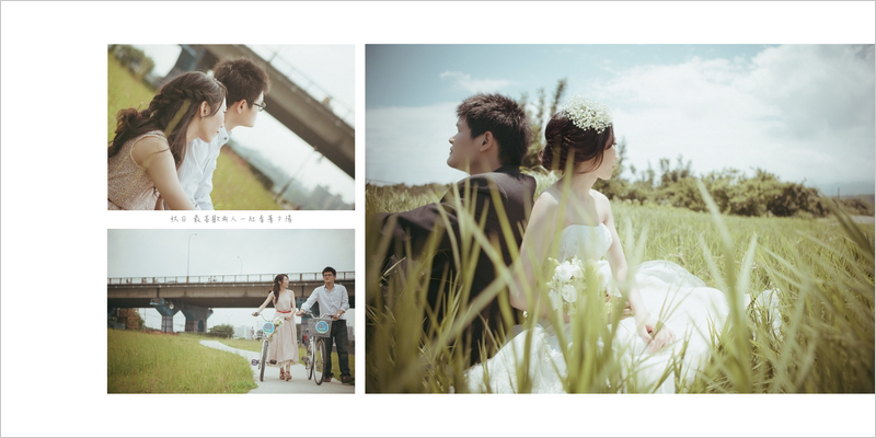 婚紗相本內頁P2