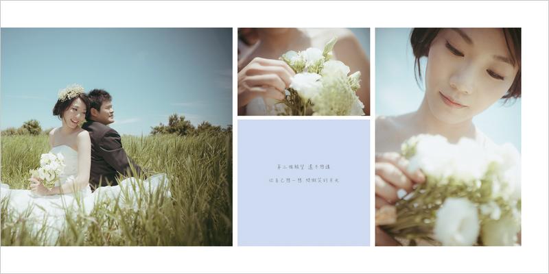 婚紗相本內頁P9