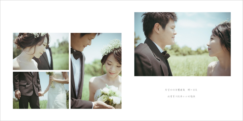 婚紗相本內頁P11