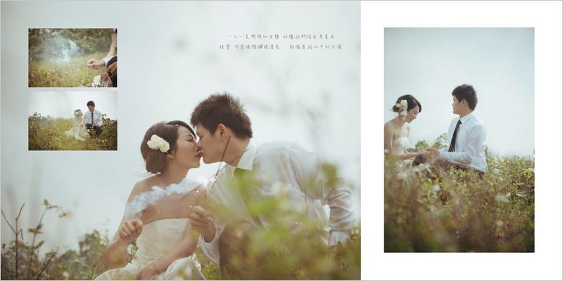 婚紗相本內頁P14