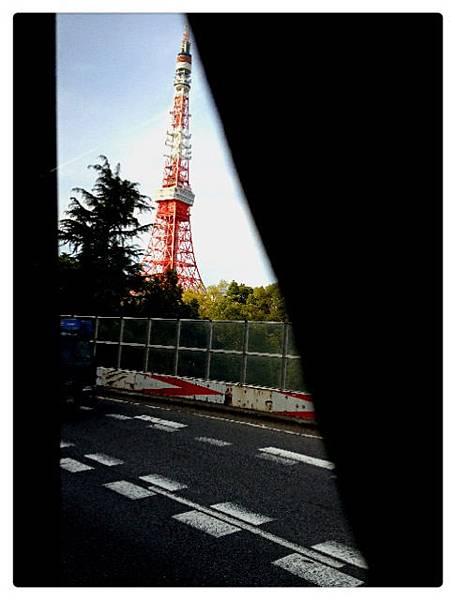 一撇東京鐵塔