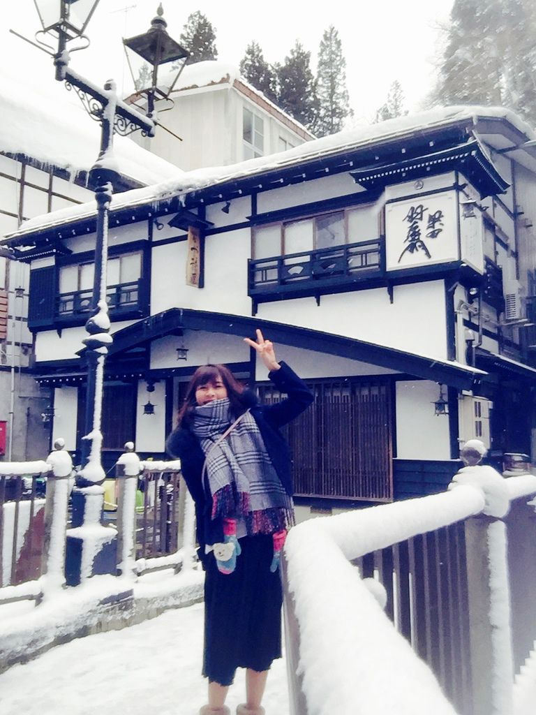 銀山溫泉2017.01.27