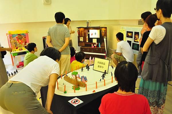 102%2F10%2F12 志工培訓-玩具劇場DIY