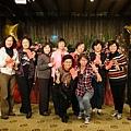 102/12/09 志工培訓-志工年終聚餐