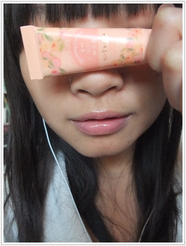 我的美麗日記 蜜桃粉彩嫩唇露