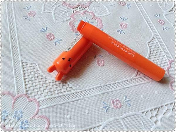 Tonymoly兔兔甜蜜護唇膏7號芬達&HEME Chic粉嫩增色潤唇膏