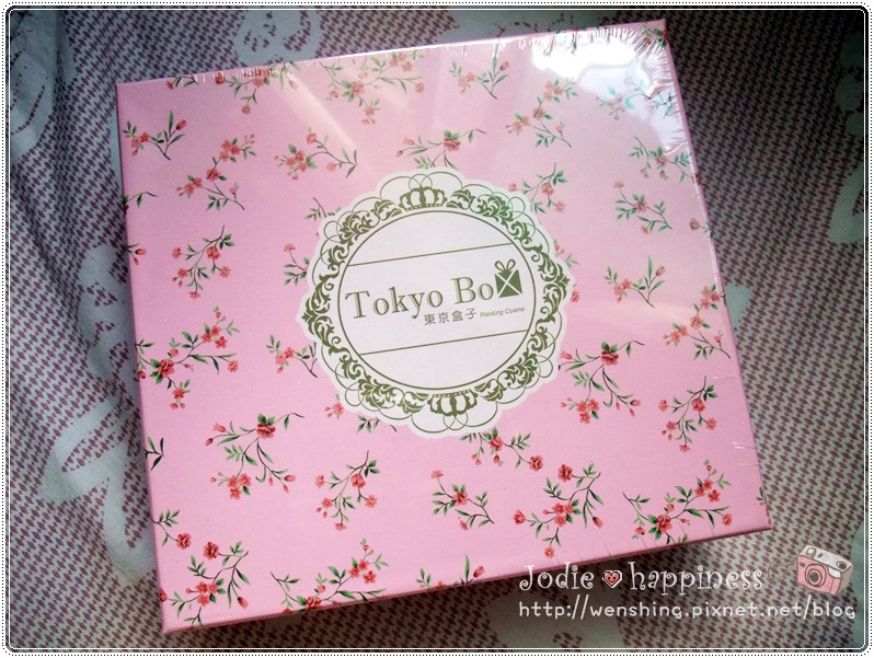 Tokyo Box自選盒