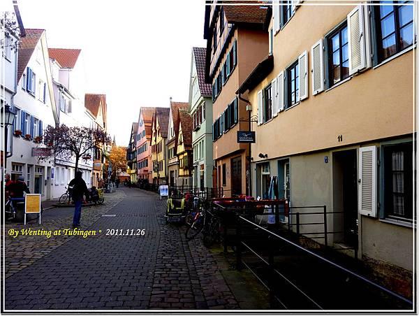 Tübingen street