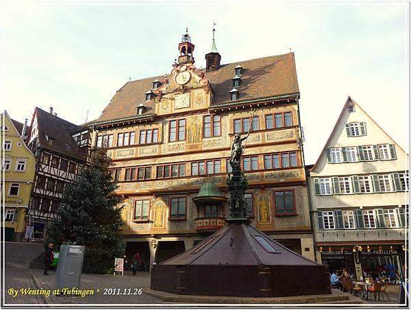 Tübingen Rathaus