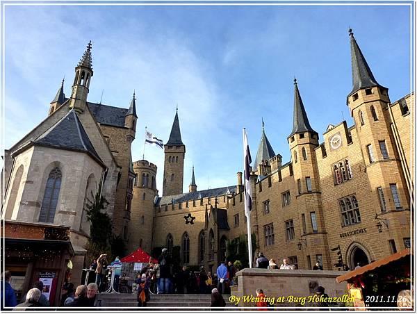 Hohenzollen Castle