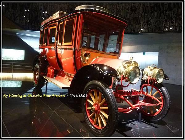 1904 Mercedes-Simplex 60PS Reiselimousine